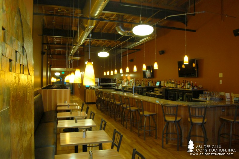 Blue Canyon Bar & Grill - Golden Restaurant Remodel